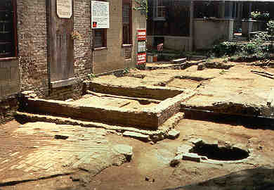 Archaeology in Annapolis