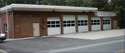 Cape St Claire Volunteer Fire Company